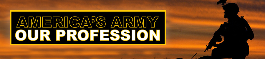 America's Army – Our Profession