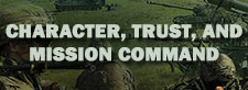 Character, Trust, and Mission Command Image