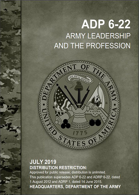 ADP 6-22 Army Leadership