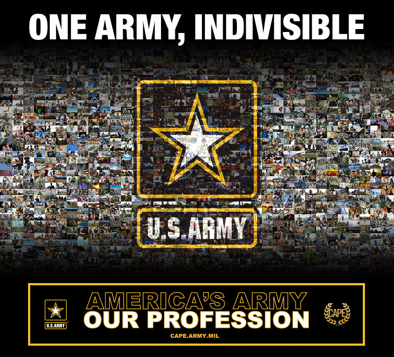One Army, Indivisible Theme Image
