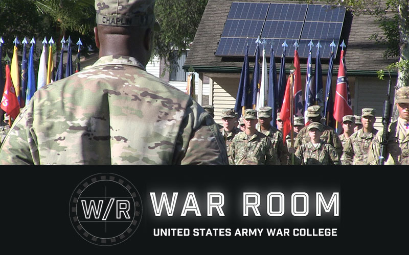 War Room Podcast Image