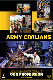 Army Civilians Poster