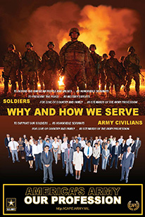 Living the Army Ethic - Why and How We Serve 2